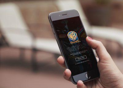 Warner Brothers Games Conference Mobile App