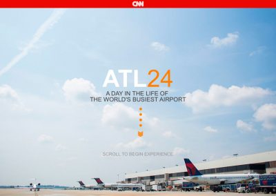ATL24: A day in the life of the world's busiest airport