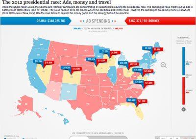 CNN/Google Campaign Explorer