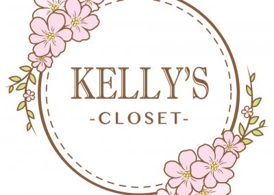 Kelly's Closet - Logo