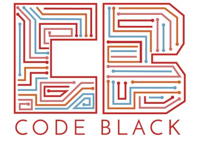 Code Black - Logo